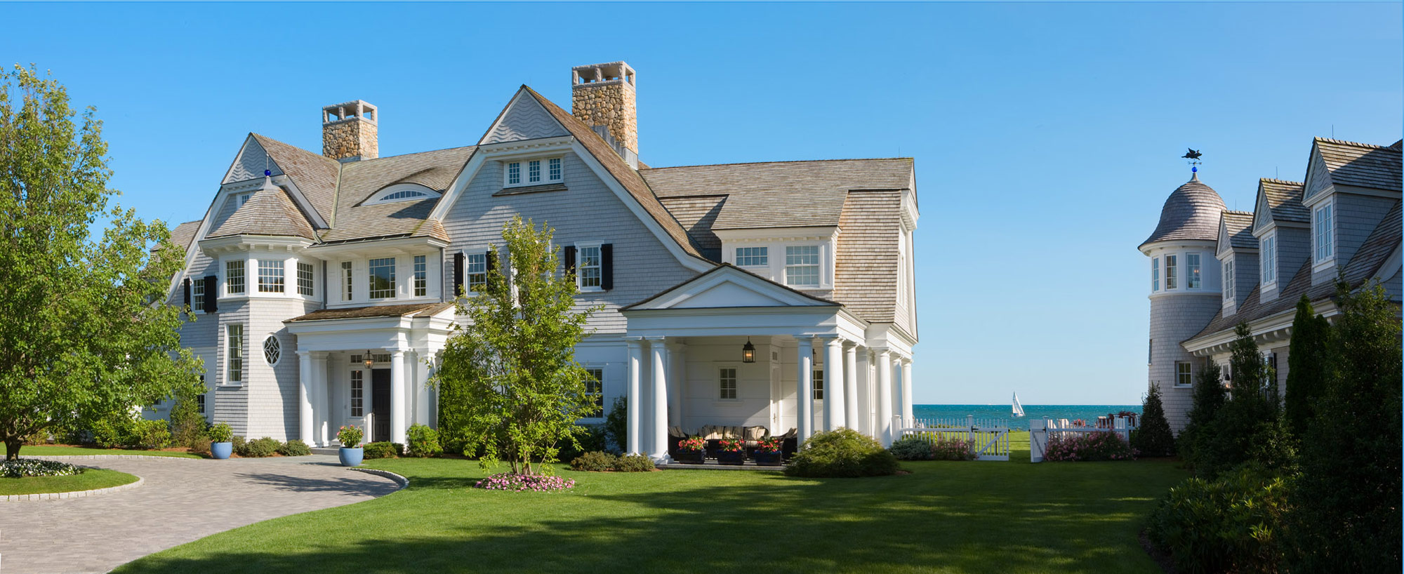 Beautiful waterfront home in Osterville, MA