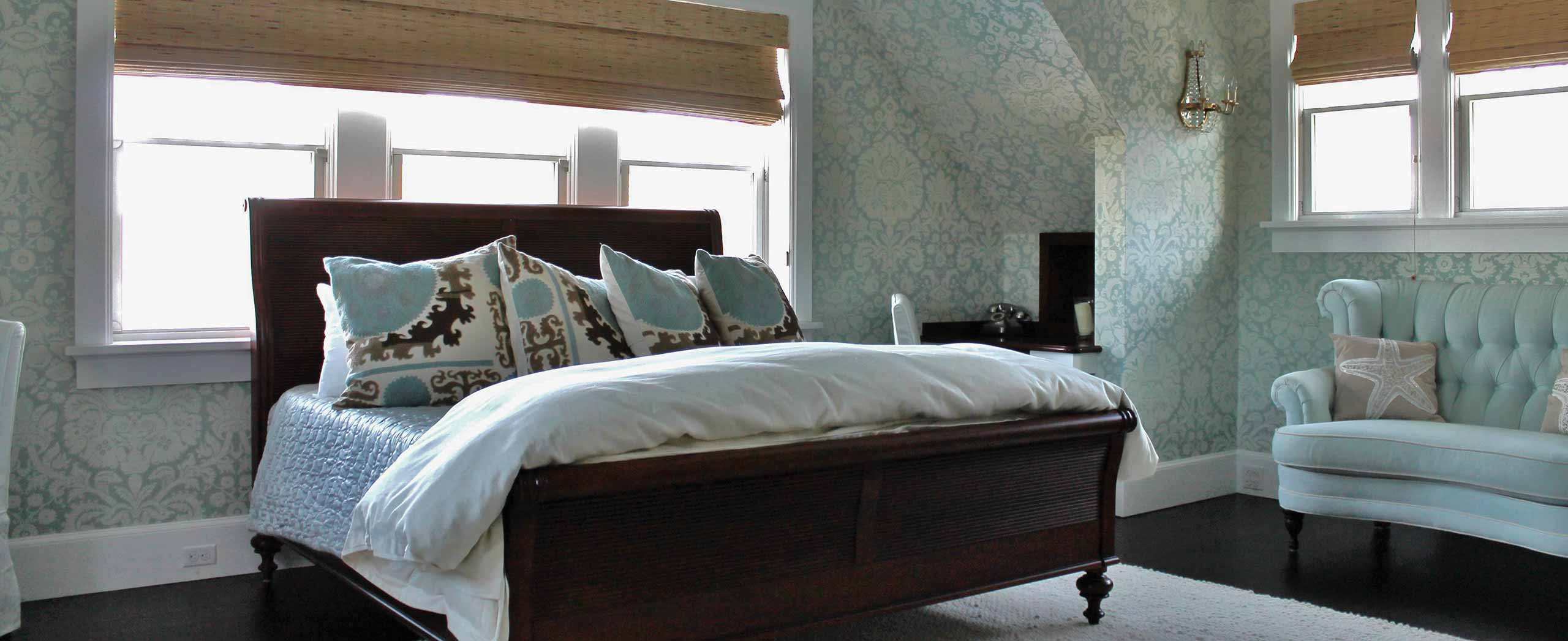 Osterville bedroom remodel