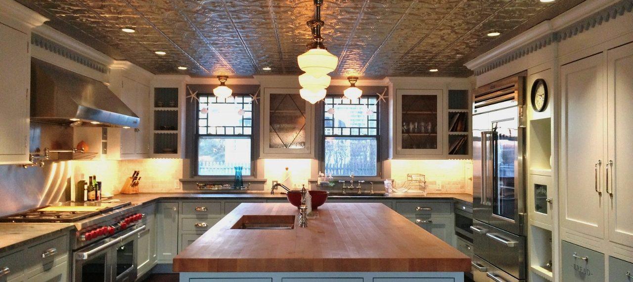 cape cod kitchen design