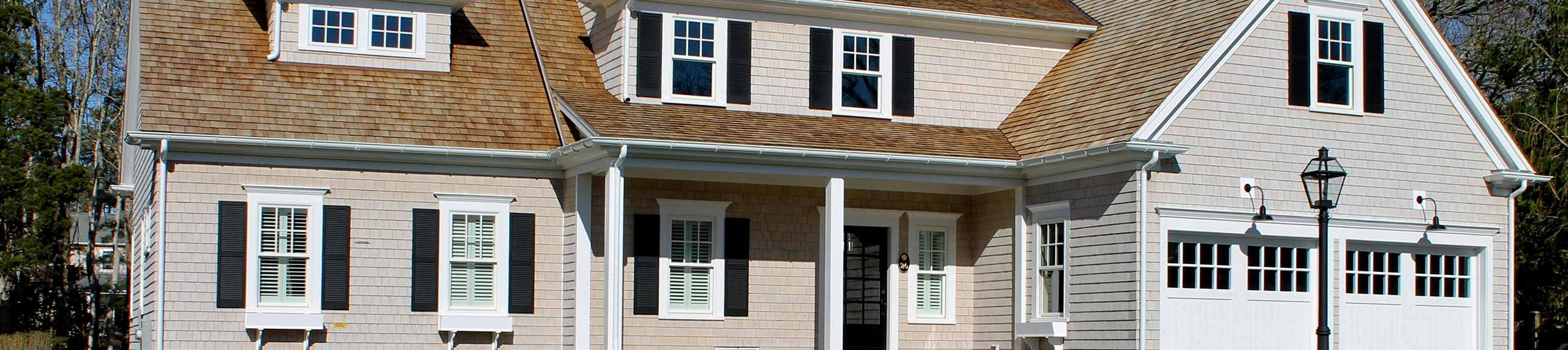 New Custom Home in Osterville on Cape Cod