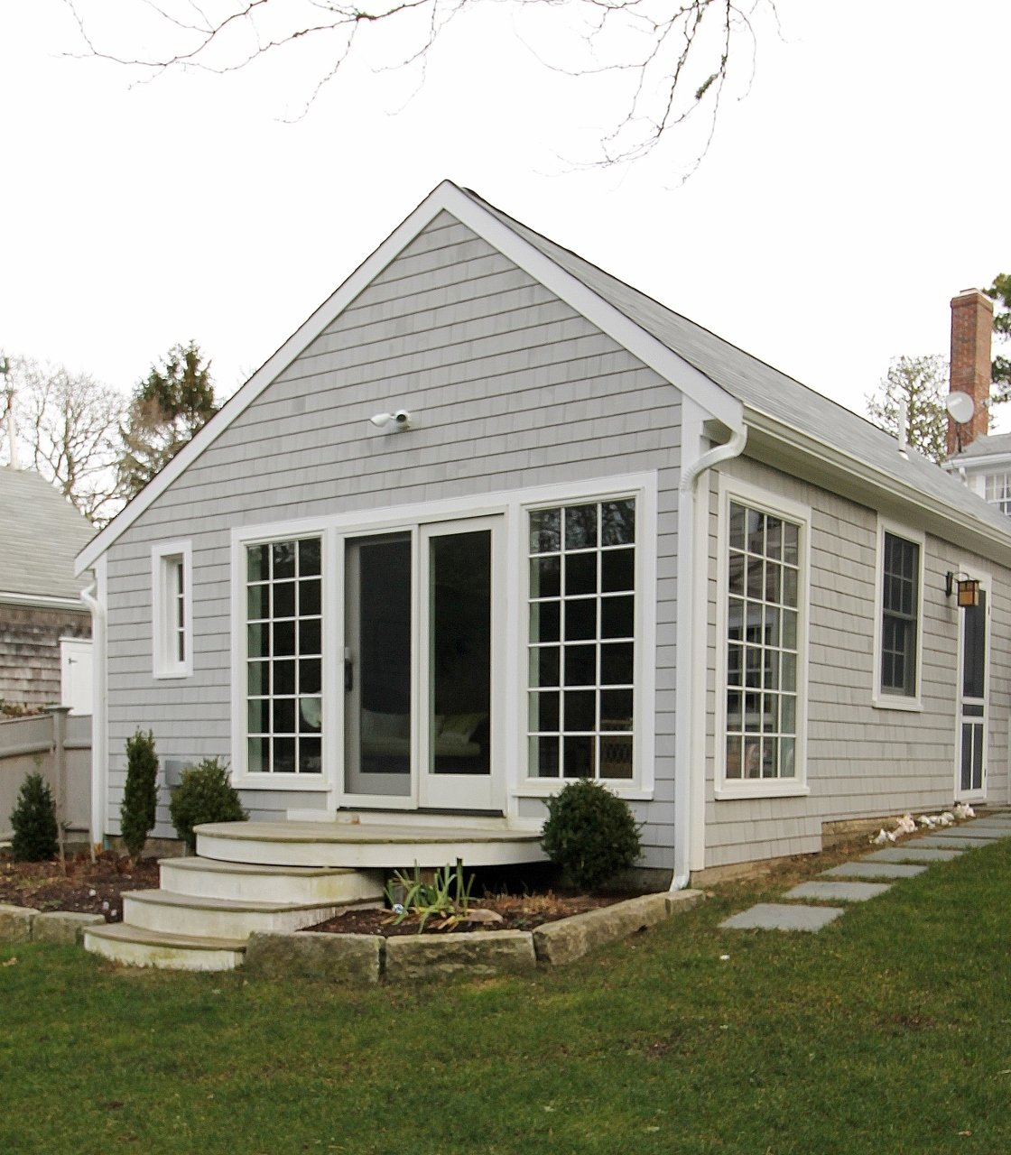custom building cape cod
